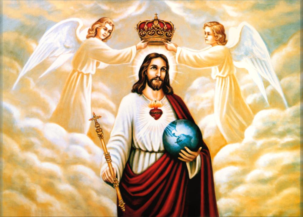 SVETKOVINA JE KRISTA KRALJA