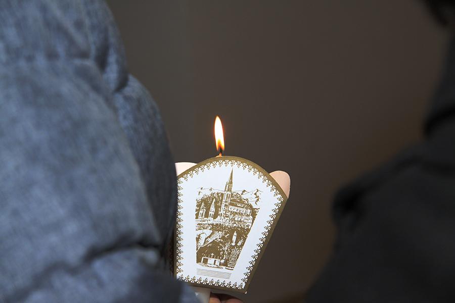 POSVETNA MOLITVA PREČISTOM SRCU MARIJINU