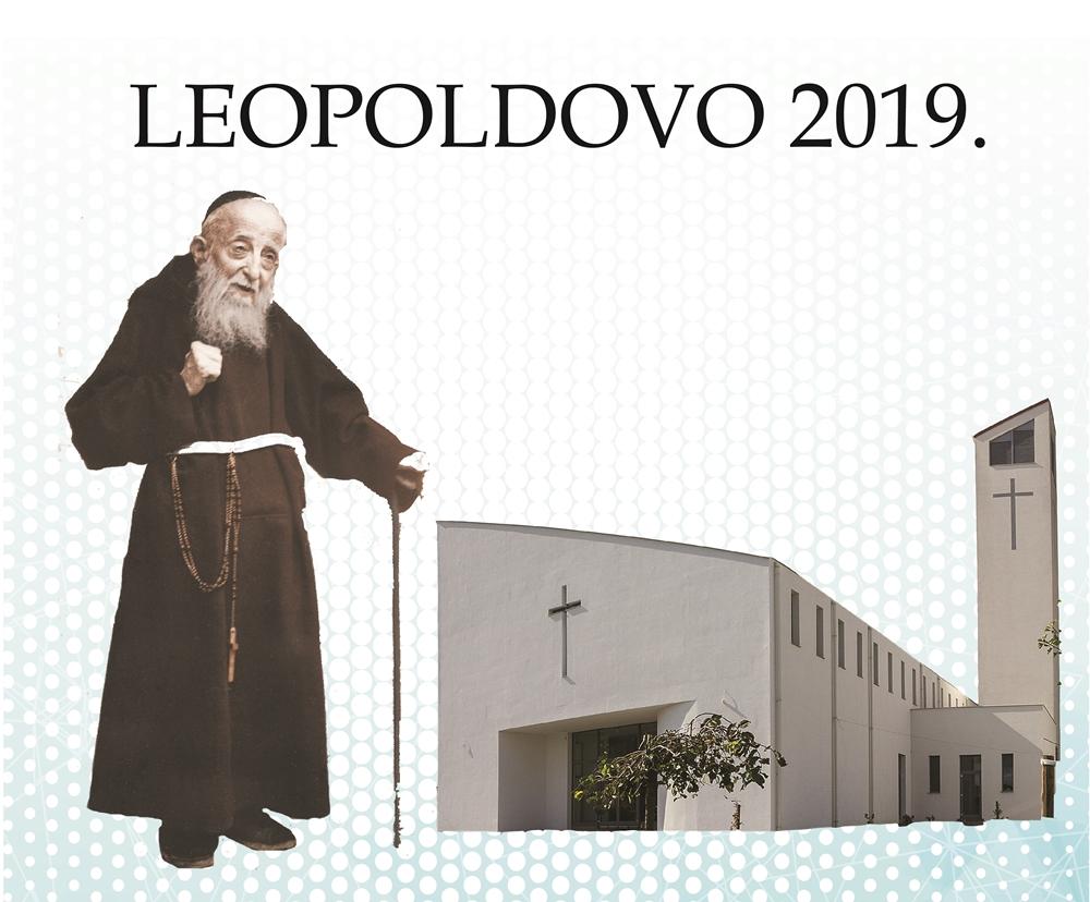 LEOPOLDOVO 2019. – RASPORED DOGAĐANJA